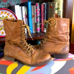 Steve Madden Brown Troopa Boot